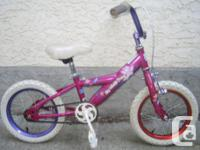 """My Little Pony with 16"""" tires This bike, like all the"""