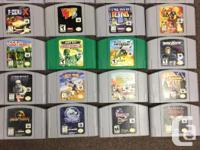 Just in a big lot of N64 games at Hometech Games