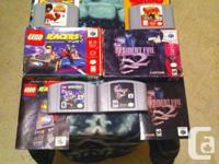 N64 games for sale or trade !!!!**Pm/Inbox me** if