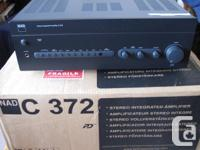 NAD 372 INTERGATED POWER AMP REMOTE CONTROLLED. this is