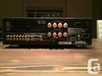 I am selling a NAD 375 BEE Integrated amplifier. This