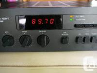 NAD 7220PE Power Envelope quality receiver. Works well
