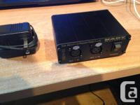 Nady SMPS-2X Dual Phantom Power Supply. Features power
