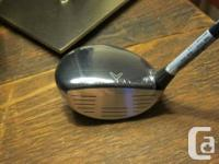 For Sale Just selling some of my wifes clubs 1/  7 wood