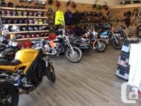 Make Harley Davidson We have expanded our show room