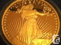 Enthusiasts Mint 1933 Gold Outfitted Proof Coin