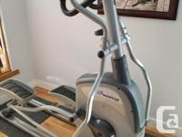 The machine was bought from Flahman Fitness for $1600.