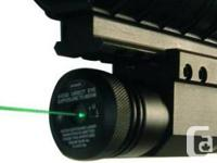 APRLSG - NcSTAR Green Laser Gun Sights    Increase your