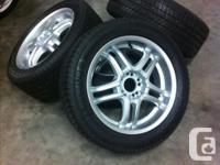 I have a set of (4) Near New. Zati wheel design