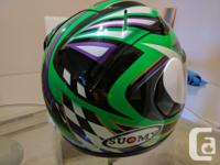 Bought a few years ago as a second helmet for a
