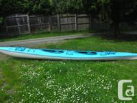 I'm selling a Necky Tofino Double Sea Kayak in very