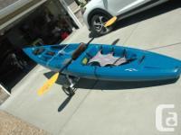 Necky Vector 13 ft sit on top kayak. Very stable and