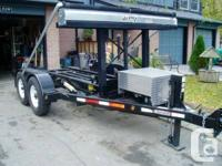 Just the trailer forsale, Used less then 5 times. The