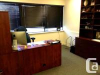 Tired of working from home? Looking for furnished
