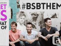 BACKSTREET'S BACK WITH WHOLE DOCUMENTARY COMMEMORATING