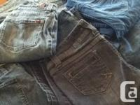 1 American Eagle Size 4  2 Pair Street Wear Society