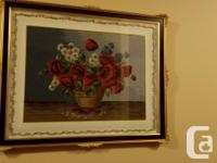 """Outer dimensions of frame are 40"""" wide x 32"""" high. This"""