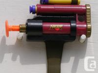 """Rare, collectible, vintage, 1995 Nerf """"Sneaky Shot"""""""