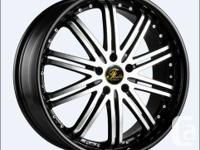 NEW 17 18 19 20 inch Futek   16 Wheels only $400 for