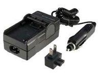 New 2 in 1(Wall & Car) charger for FUJI NP-50 Battery