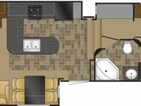 2012 Big Horn 3185 RL BRAND NEW MODEL HOLD OVER. Now