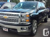 2014 Chevrolet Silverado 1500  Transmission: Automatic