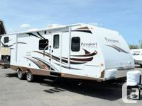 Get your hands on a brand new 2014 Passport 2920 BH for
