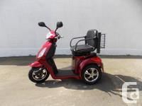 NEW 2015 GIO MS3 MOBILITY comes with a 48V14AH lead