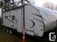 FOR SALE NEW 2017 FOREST RIVER HYPER-LITE WILDWOOD