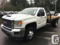 Make GMC Model Sierra 3500HD Year 2019 Colour WHITE