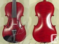 New Gliga Shop in Vancouver. Gliga Violins Canada.