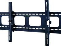 This TygerClaw LCD3033BLK Tilt wall mount is designed