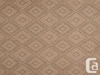 Beautiful diamond pattern 8 feet wide x 10 feet long