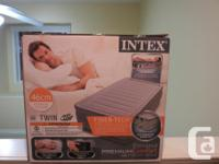 New, never opened mattress sells for new for $90.