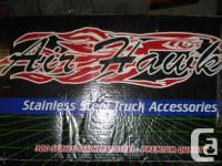 Stainless and rubber specifically for 99 to 07 . New in