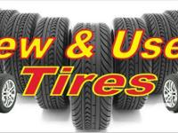 New All Weather Tires, pre paid orders, 3 day turn
