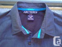 guys's T-shirts, Sz: M, AS NEW Arc'Teryx & NEW