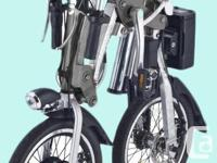This e-bike delivers HUGE in a small package. It rides
