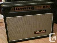 The Superrock AT50 is a professional amp designed for