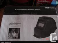 New in Box Auto Darkening