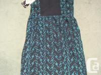New Betsey Johnson Dress Paid $260 Bust has stretch