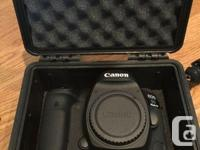 This is a NEW Canon EOS 5D Mark IV 30.4 MP Digital SLR