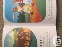 New. Beautiful 500+ page children's bible. Includes