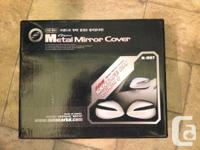 Brand New in original box a complete set of Chrome