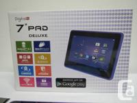 """New Digital2  7"""" Pad Android 4.1 Tablet  WiFi Available"""