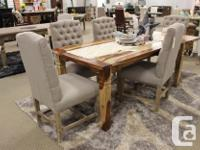 Showhome furniture is Alberta's coolest furniture