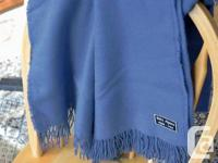 New discontinued Item Baby Alpaca Throw $ 40  email or for sale  British Columbia