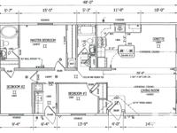 # Bath 2 Sq Ft 1152 # Bed 3 Ready for your site. What a