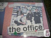 New DVD game the office . a family board game   call