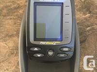 Absolutely brand new , Never used fish finder still in